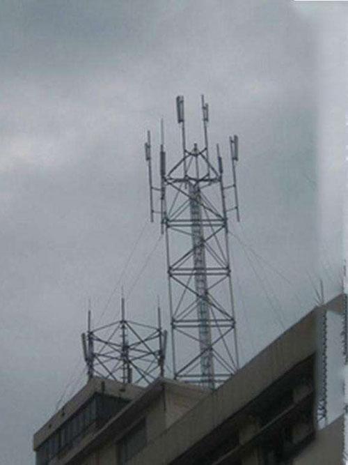 楼顶景观塔制作