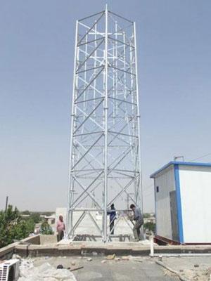 楼顶增高塔生产