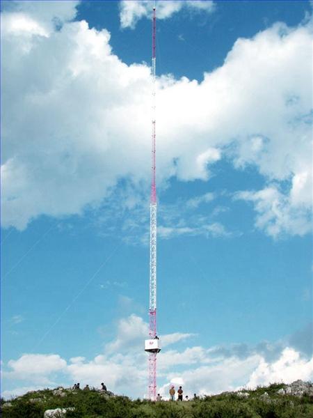 测风塔生产