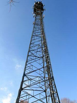 通讯塔生产