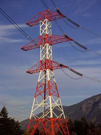 电力塔生产
